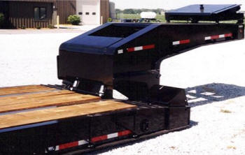 Duo Lift :: Detachable Gooseneck Semi Trailers