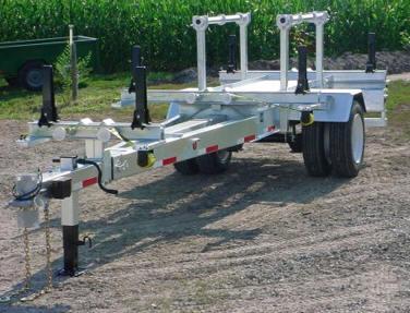 Duo Lift :: Single Axle 15000 lb GVWR