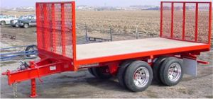 Duo Lift :: Concrete Block Pup Trailer